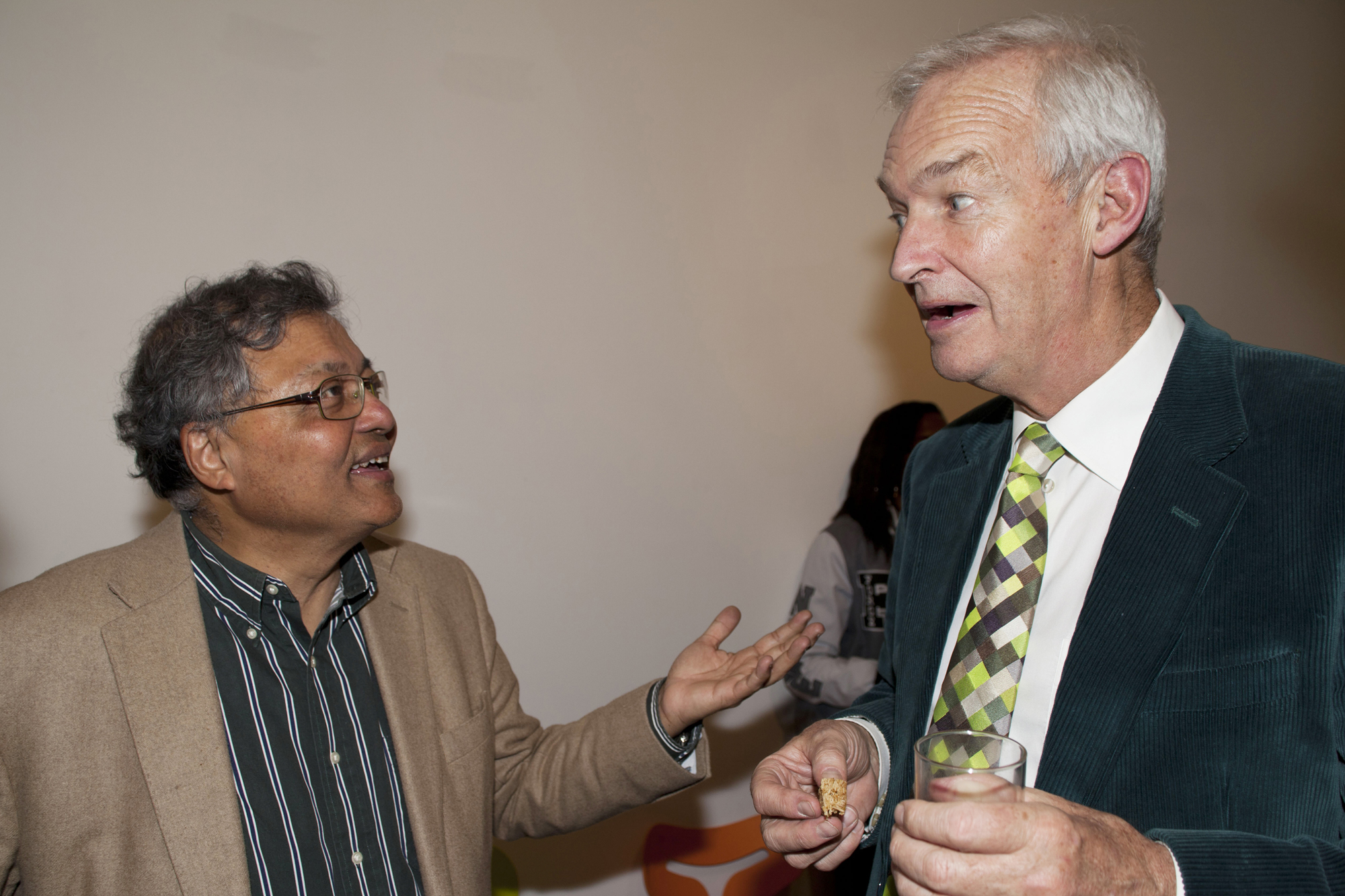 Mihir Bose and Jon Snow Cudlipp Lecture