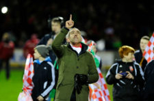 Paolo Di Canio and Swindon pulled off an upset over Wigan but gained little coverage. Image courtesy of PlayUp.