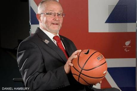 President of International Paralympic Committee: Sir Philip Craven, Image courtest of the Evening Standard
